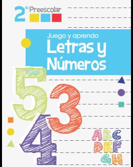Juego y aprendo, letras y números 2